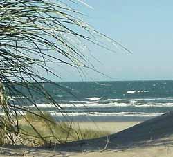 la plage au Grau-du-Roi