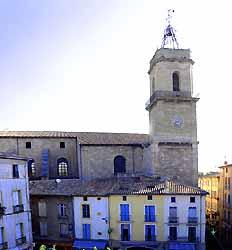 église Saint-Ursule de Pézenas