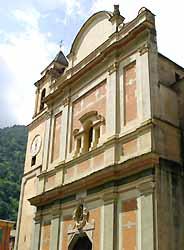 église Sancta Maria In Albis de Breil-sur-Roya