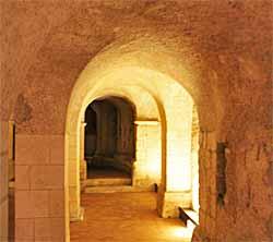Crypte Saint Solenne