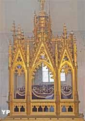 Reliquaire de Charles de Blois