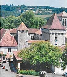 Château de Varaignes (OT Varaignes)