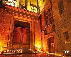 Cathédrale Saint-Sacerdos (Mathieu Anglada - Office de Tourisme Sarlat Périgord Noir)