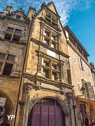 Maison de la Boétie (Mathieu Anglada - Office de Tourisme Sarlat Périgord Noir)