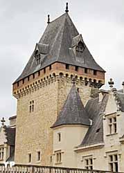 Château de Pau, tour Montauser