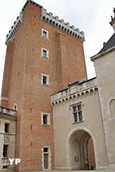 Donjon de Gaston Febus, passage Gaston Febus
