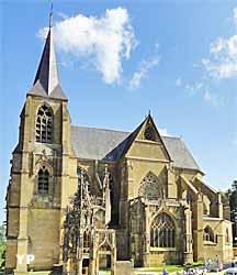 Basilique Notre-Dame d'Avioth (OT Pays de Montmédy)