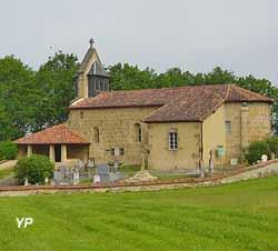 Eglise de Sainte-Croix (Mairie de Carcarès-Ste-Croix)