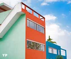 Cité Frugès- Le Corbusier (Ville de Pessac / Nikolas Ernult)