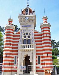 Chapelle de la Villa Algérienne (OT Lège-Cap-Ferret)