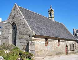 Ossuaire-Chapelle Saint-Yves