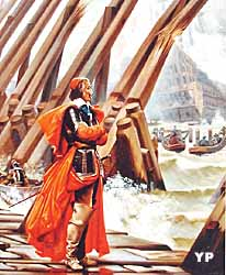 Vitrine Richelieu