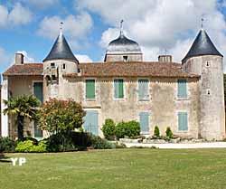 Ch teau de bonnemie saint pierre d 39 ol ron - Office du tourisme st pierre d oleron ...