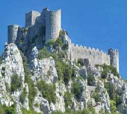 Château de Puilaurens (Château de Puilaurens)