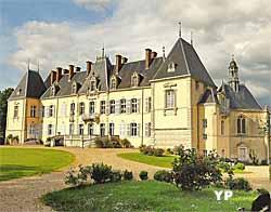 Château de Saint-Loup (Association Saint-Loup Avenir et Patrimoine)