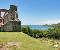 Château Dubuc (Parc naturel régional de la Martinique)