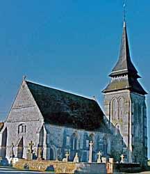 Eglise Saint-André du Plessis-Mahiet (Patrice Phillipon)