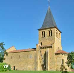 Eglise Saint Pons (Mairie de Baugy)