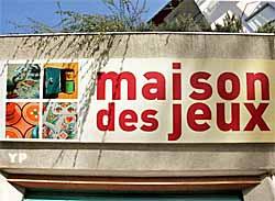 Maison des Jeux de Grenoble (Maison des Jeux)