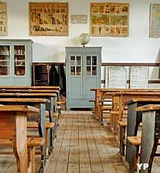 Musée de l'école rurale en Bretagne (MERB - Vincent-Erlé Manuel)