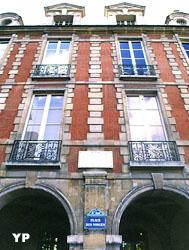 Hôtel de Rohan-Gueménée (Maison de Victor Hugo)