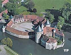 Château d'Olhain (Château d'Olhain)