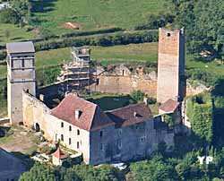 Château médiéval (Jean-Pierre Cornevaux)