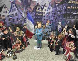 La libération de l'Alsace et la Lorraine