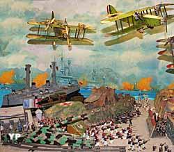 1915 La bataille des Dardanelles