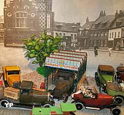 Mus e de la poup e et du jouet ancien wambrechies - Garage de la pilaterie wambrechies ...