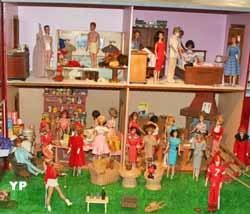 Maison Barbie années 60