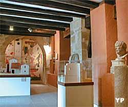 Salle gallo-romaine
