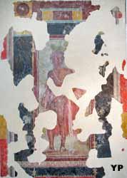 Fresque de Roquelaure (dernier tiers du 1e siècle av. J.-C. - première moitié du 1er siècle après J.-C.)