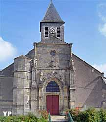 Eglise Saint-Evence (doc. Commune d'Evres)
