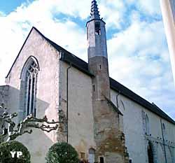 Couvent des Jacobins (Office de Tourisme St Sever Cap de Gascogne)