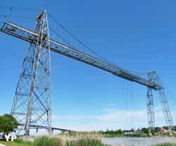 Pont Transbordeur (CdA Pays Rochefortais)
