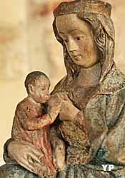 Vierge à l'Enfant (XIVe siècle)