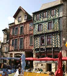 Rennes, place Sainte-Anne (doc. Ville de Rennes - Didier Gouray)