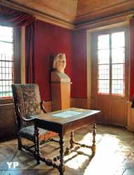 Cabinet de travail de Balzac (Christophe Fouin)