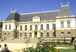 Le Parlement de Rennes