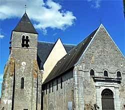 Église Saint-Etienne (Office de Tourisme de Beaulieu sur Loire)