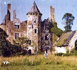 Château de Vaux en 1975