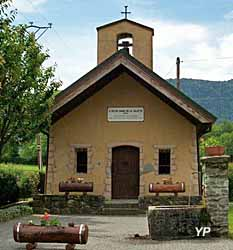 Chapelle Notre-Dame de la Salette (Martha Ferrée)