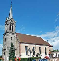 Eglise Saint-Jean-Baptiste (Mairie de Saasenheim)