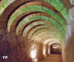 Escalier des caves