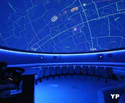 Planétarium de Nantes (Ville de Nantes)