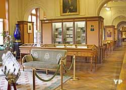 Musée de minéralogie de l'Ecole des Mines (Mines - Paristech)