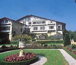 La villa Arnaga à Cambo-les-Bains (doc. CRTA / JJ Brochard)