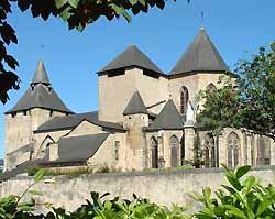 cathédrale Sainte-Marie à Oloron-Sainte-Marie (doc. CRTA / JJ Brochard)