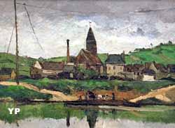 Bonnières (Paul Cézanne)